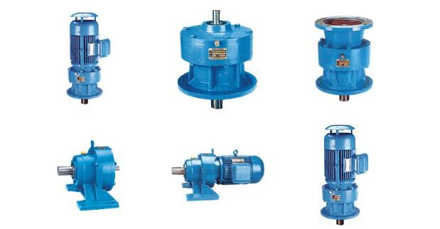 天津摆线针轮减速机与电机的连接方式